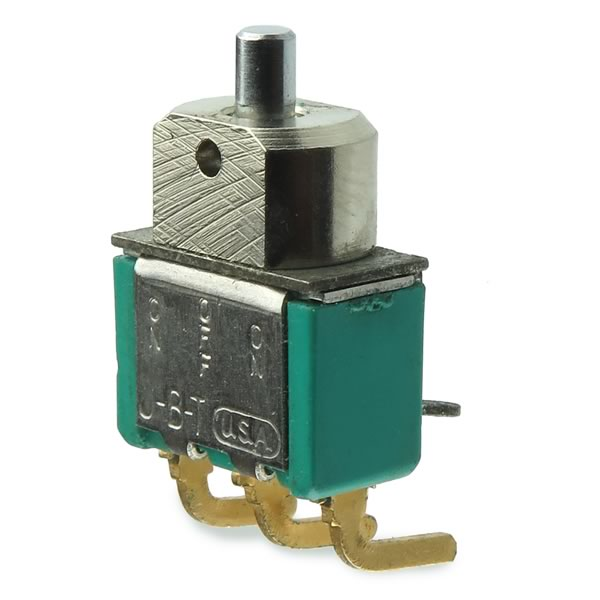 (Pkg 5) JBT Momentary Spring Return SPDT Toggle Switch