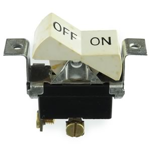 Heavy Duty Panel Mount Rocker Switch