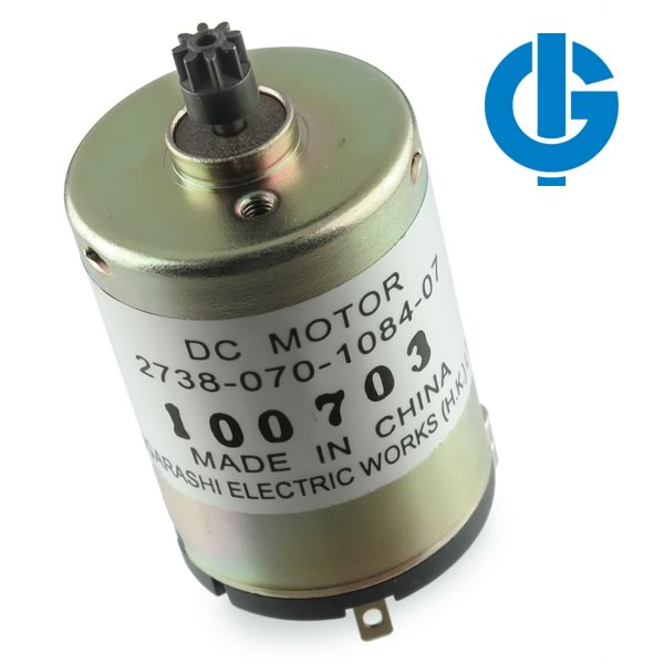 (Pkg 3) Powerful 12VDC Motor by Igarashi