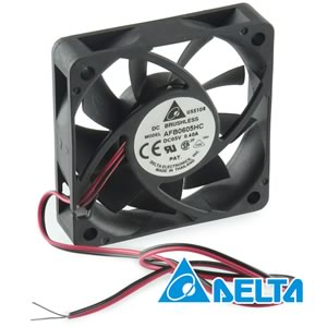 Delta AFB0605HC 60mm 5VDC Fan