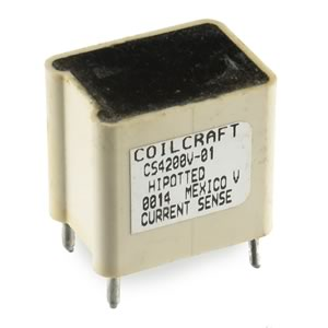 Coilcraft Current Sense Transformer CS4200V-01