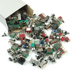 Super Box of Small Switches