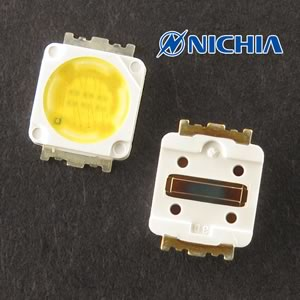 (Pkg 2) Nichia NS6W083T High Power Cool White SMD LED