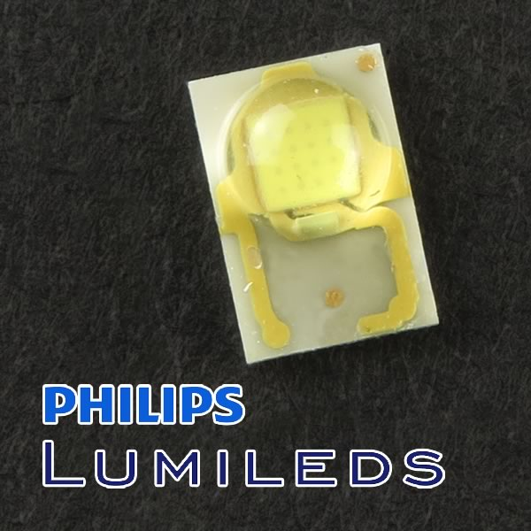 CLEARANCE! (Pkg 4) Lumiled High Power SMD Cool White LED LXML-PWC1-0100