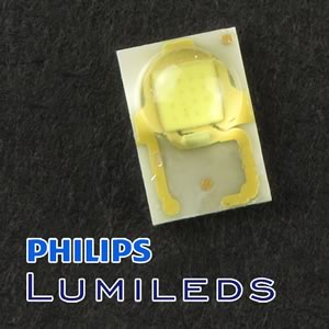 Lumiled High Power SMD Cool White LED LXML-PWC1-0100