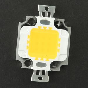10Watt Warm White LED