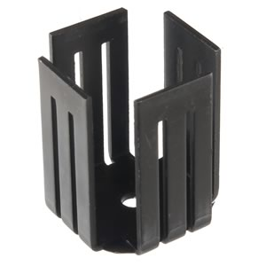 (Pkg 10) Larger Single Hole THM-6223 Thermalloy Heatsink