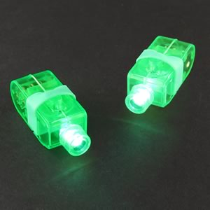 (Pkg 2) Green Finger Lights