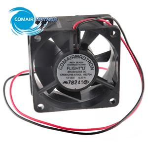 Comair Rotron CR0612HB-A70GL 60mm 12VDC Fan
