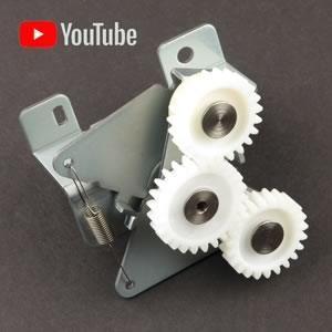 3 Gear Assembly