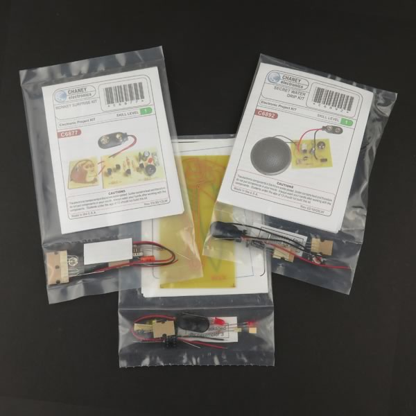 SALE - Mystery Surprise Kit Package (Requires Soldering)