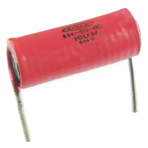 Super Heavy Duty Dale 10uH Inductor