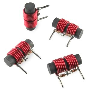 (Pkg 4) 1.8uH Small Inductor
