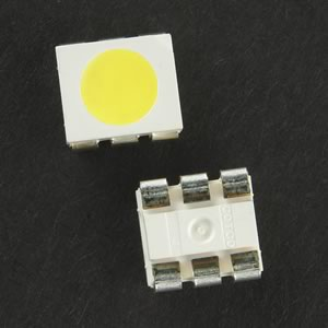 (Pkg 4) Cree SMT Cool White 11,000 MCD LED LP6-EWN1-03-N3