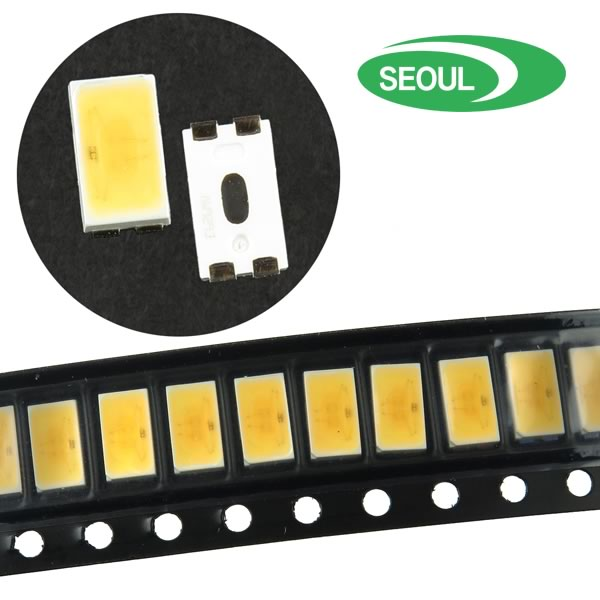 (Pkg 10) High Power Cool White SMD LED STW8Q2PA