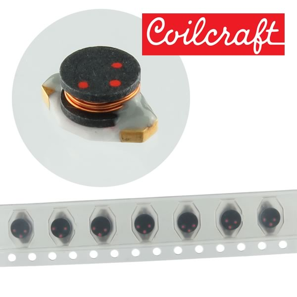 Electronic Goldmine G22929 (Pkg 10) Coilcraft DO1608C-333 33uH 0 8A SMD  Inductor