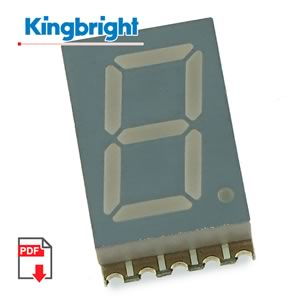 Kingbright ACSC04-41PBWA/A-F01