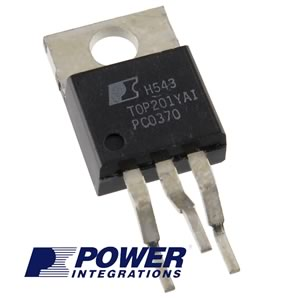 TOPSwitch® TOP201YAI 3-Terminal PWM Switch
