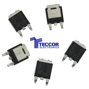 (Pkg 5) Teccor S4004DSI Sensitive Gate 400V 4Amp SCR