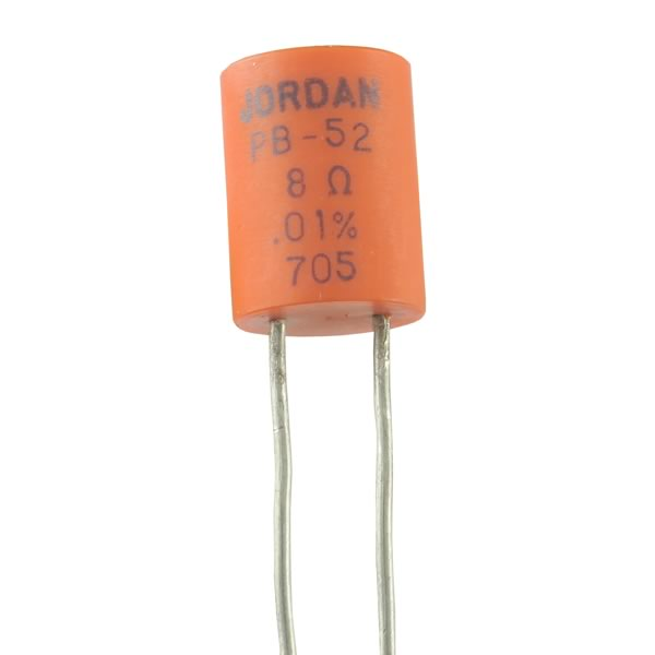Jordan Ultra-Precision Calibration Resistor 8Ω 0.01%