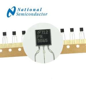 (Pkg 20) PN3645 PNP General Purpose Amplifier