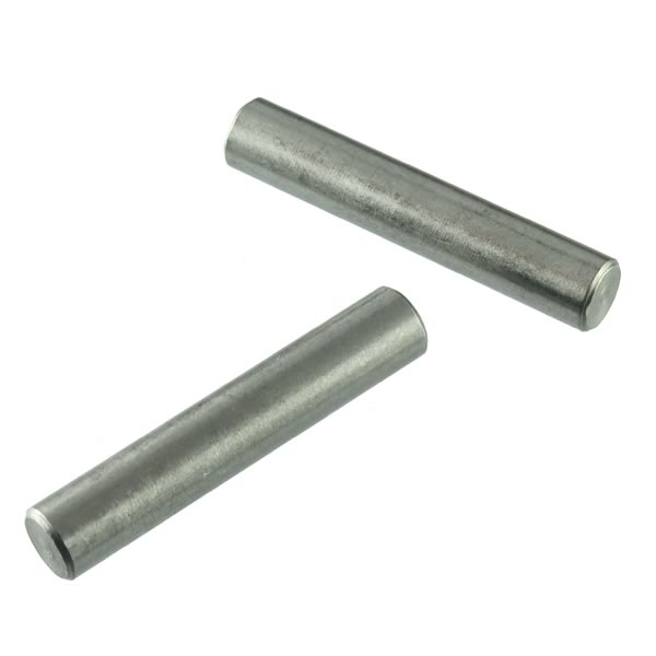 (Pkg 2) 6mm x 32.6mm Stainless Steel Axle