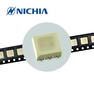 (Pkg 10) Nichia Full Color SMD LED NSSM009BT