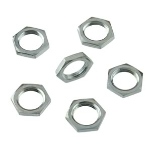 (Pkg 20) Pot Nuts 3/8-32 for Standard 3/8