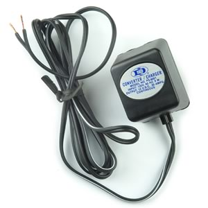 Converter/Charger Model PS-8001 120VAC-12VDC
