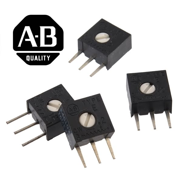 (Box of 50) AB E4C102 Type E 1K Ohm Vertical Trimmer Resistor