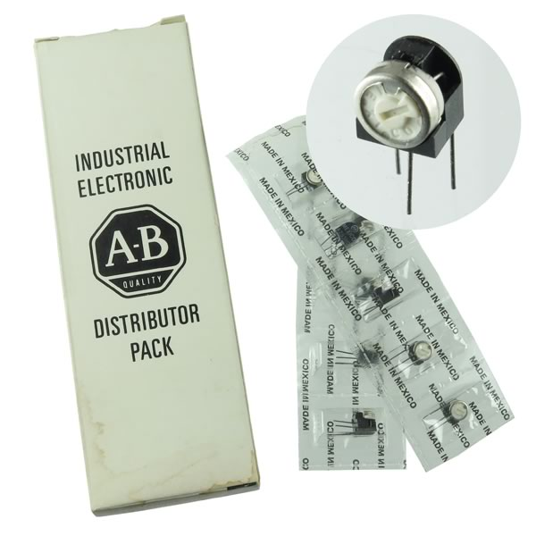 (Box of 10) AB A4D253 25K Trimmer Resistors