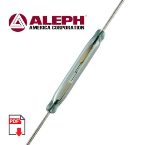 (Pkg 10) Aleph HYR-2016 High Power Compact Reed Switch