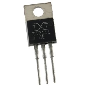 CLEARANCE! (Pkg 4) TIP 111 NPN Epitaxial Silicon Darlington Transistor