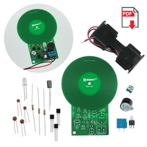 Metal Locator Board (Unassembled)