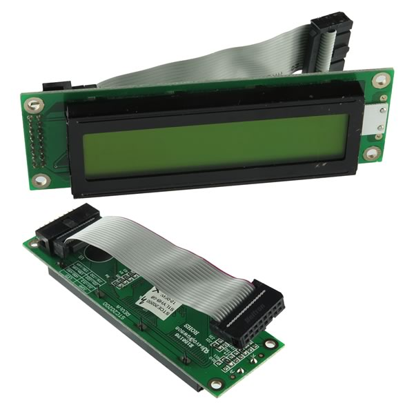 STC 20200 2X20 Character Backlighted Display