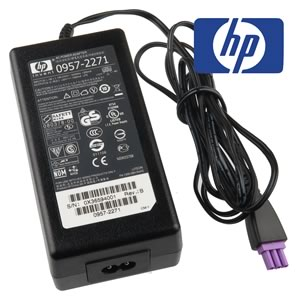 HP 0957-2271 AC Power Adapter 100-240 VAC to 32VDC 1560mA