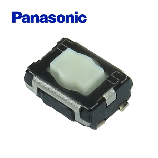 (Pkg 50) Panasonic EVQ-P2402M SMD Push Button Switch