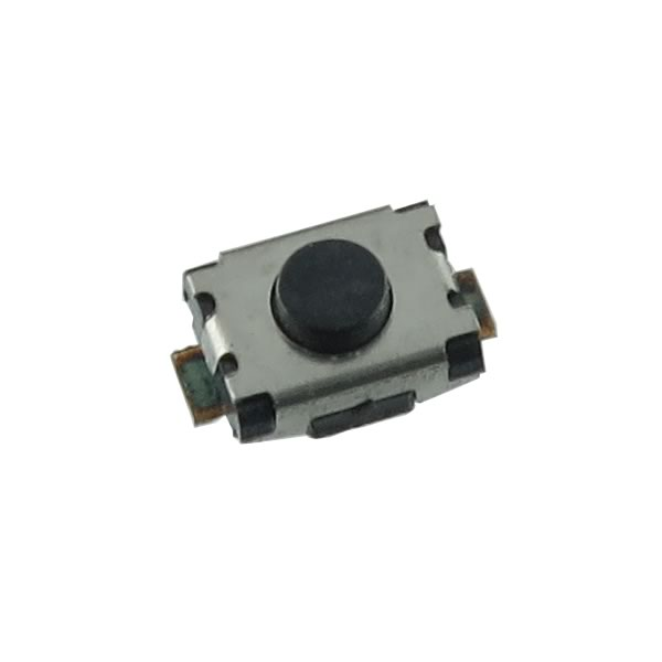 (Pkg 10) Ultra Miniature SMD Tactile Push Button Switch, 3mm x 4mm