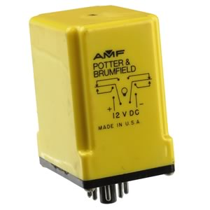 CLEARANCE! AMF Time Delay Interval, Fixed 60 Min., 12VDC DPDT Relay, USED