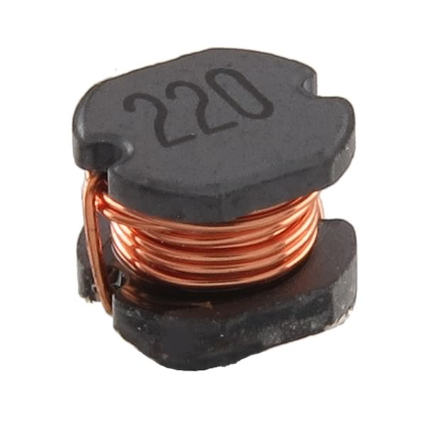 (Pkg 10) 22uH 1.10A SMD Fixed Inductor, J.W. Miller PM54-220M-RC