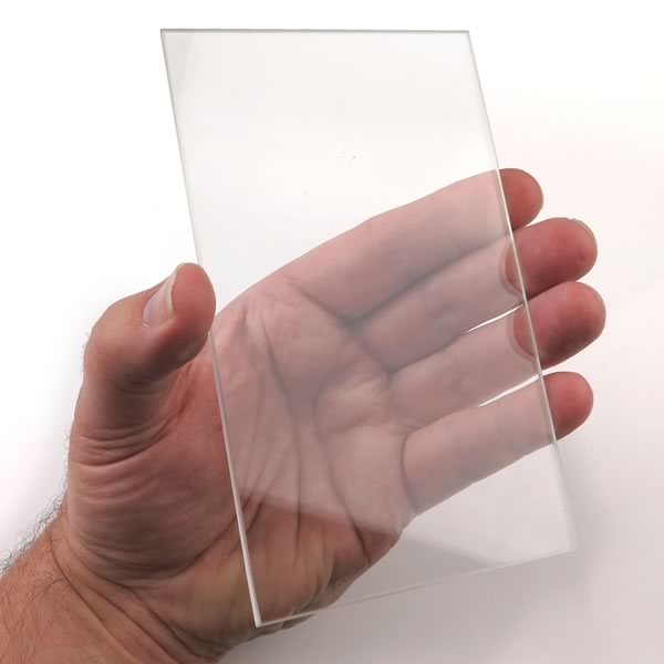 Deluxe Glass Panel