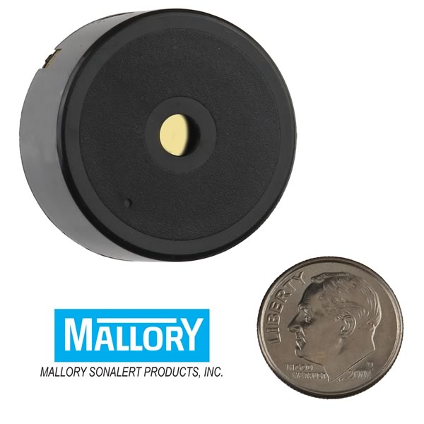 Mallory Sonalert® 3~28VDC Audible Signal Device PK-27N35PS