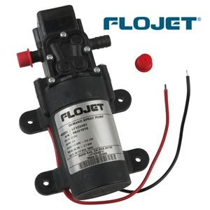 Flojet LF122401 12VDC Automatic Demand Spray Pump