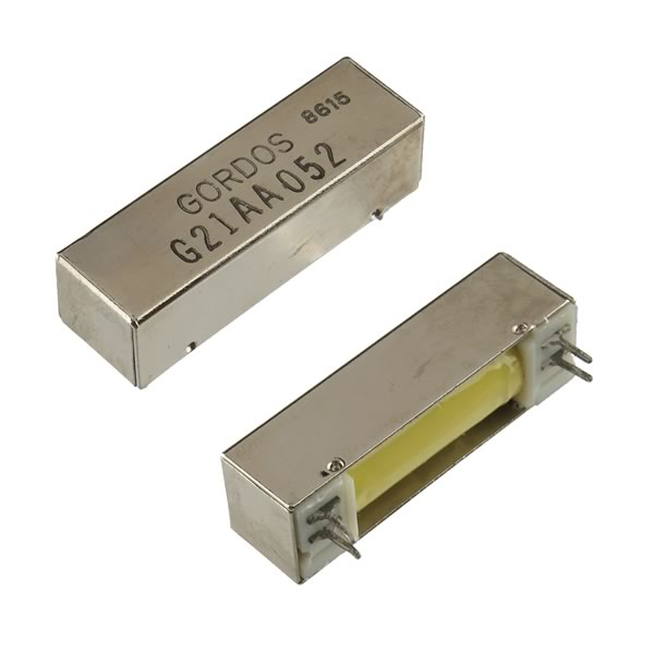 (Pkg 10) Gordos 6 to 9V Reed Relay