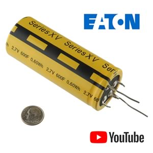 Supercapacitors / Boostcap-Electronic Goldmine