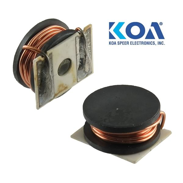 (Pkg 2) KOA 33uH ±10% SMD 2.40A Power Inductor, Type LPC12065