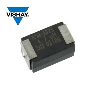 (Pkg 2) Vishay Dale 4.7uH ±15% SMD 2.17A Power Inductor, IHSM-3825