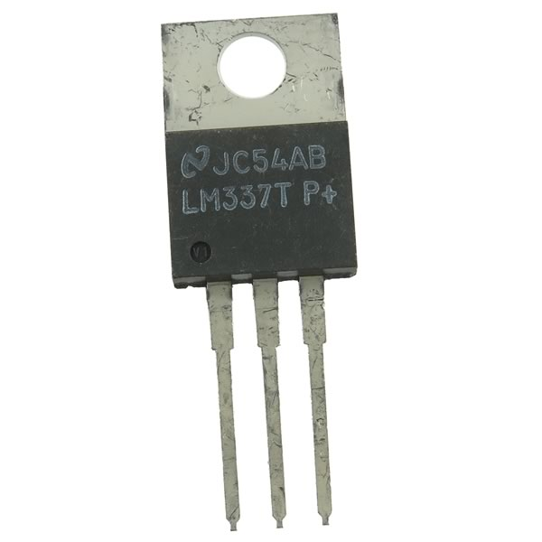 (Pkg 2) National LM337TP+ -1.2V to -37V 1.5Amp Voltage Regulator