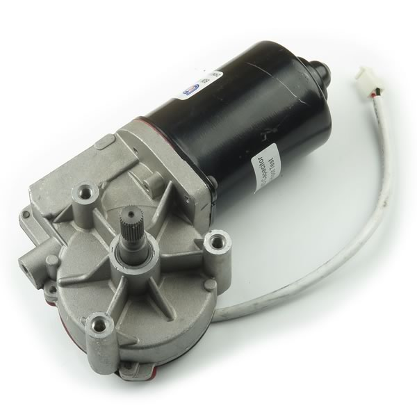 High Torque 24VDC Right Angle Gearhead Motor BOM-ZYJ-60-IG
