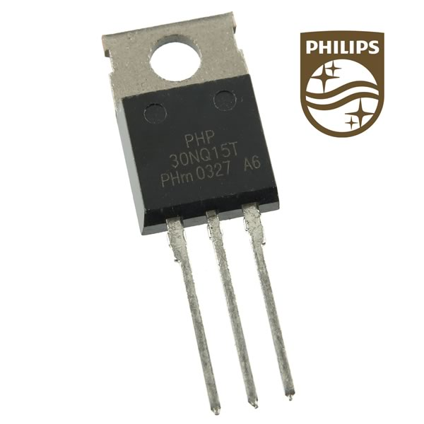 Philips PHP30NQ15T N-Channel Enhancement Mode FET 150V 29Amp